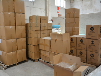 leather wall panel factory(Packing)