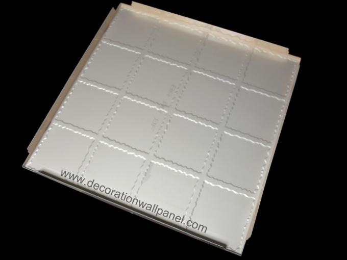Perforated Aluminum Suspended Ceiling , Replacement Suspended Ceiling Tiles