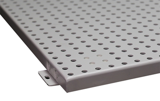 China Water Proof Insulated Perforated Aluminum Panels OEM / ODM Available supplier