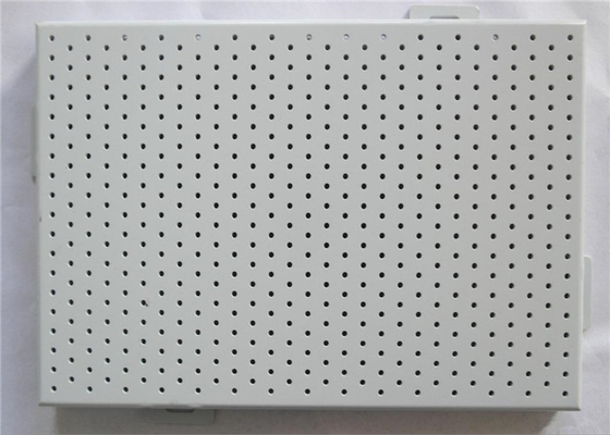 China Professional manufacturer of perforated Aluminum Veneer Panel supplier
