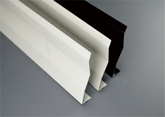 China Soundproofing Ceiling Tiles , Aluminium Suspended Ceiling 0.8mm Thickness supplier
