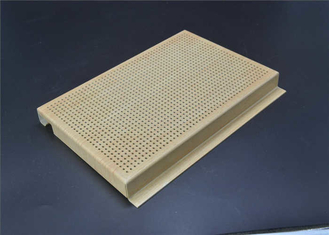 China Na-View PVDF Coating Aluminum Veneer Panel for Outdoor H24 State supplier