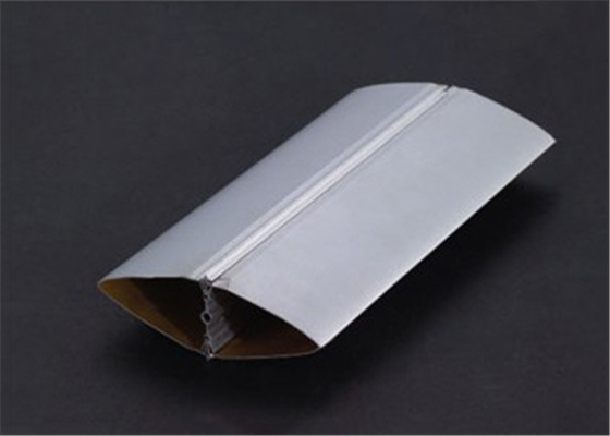 China Aluminum sun shade louvers for building facade / exterior window supplier