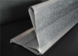 China Coated Suspended Aluminium Strip Ceiling 0.6 - 1.2mm Thickness For Hotel supplier