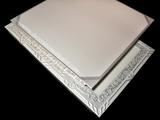 China Decoration fireproof aluminum suspended ceiling tiles for building curtain wall supplier