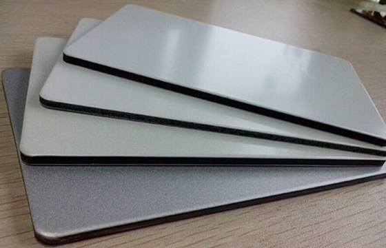 China Aluminium Sheet Aluminum Composite Panel for Outdoor with 2-6mm Thickness supplier
