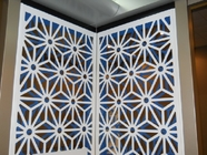 China Durable Exterior Decorative Panels , Decorative Wall Panels Customized Color company