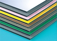 Anodized Composite Wall Panels , Aluminium Composite Sheet Easy Maintain