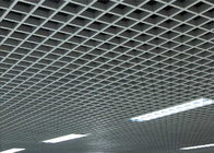 China Ventilative Suspended Grid Ceiling System / Aluminium Grid Ceiling  company
