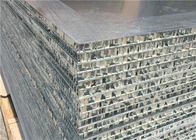 High Strength Aluminum Honeycomb Sheet Building Construction 4 - 48mm Core Thickness