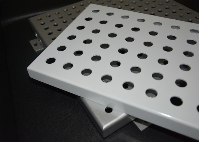 Metal Acoustic 0.4mm Perforated Aluminum Panels
