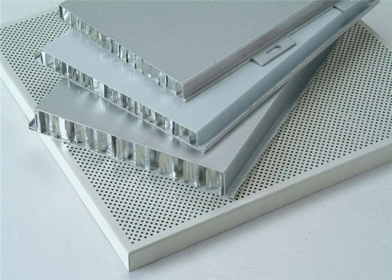 China Customized Aluminium Honeycomb Sandwich Panels With Environment Friendly Feature factory