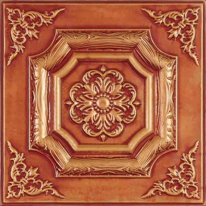 3D Square shape walls and ceiling leather decorative wall panels  instead of wall paper