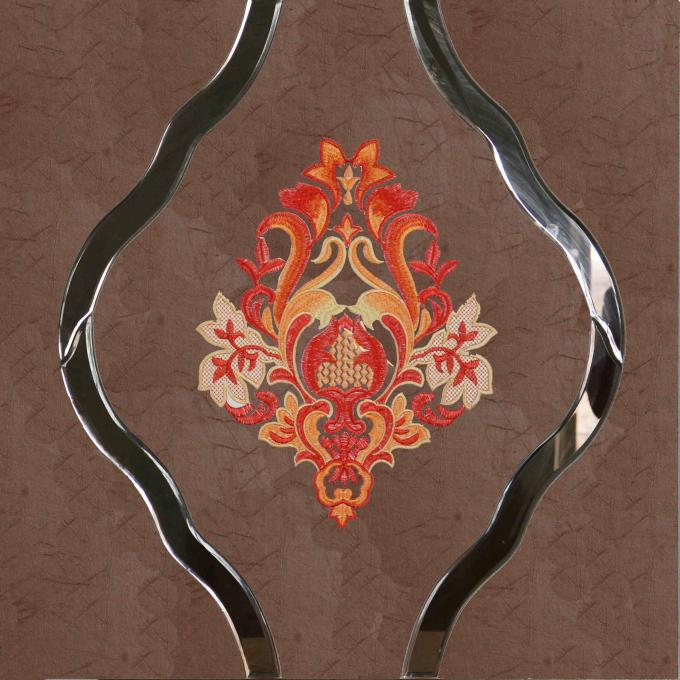 Beautiful Decorative Wall Covering Panels , 3d Mdf Sculptured Panels