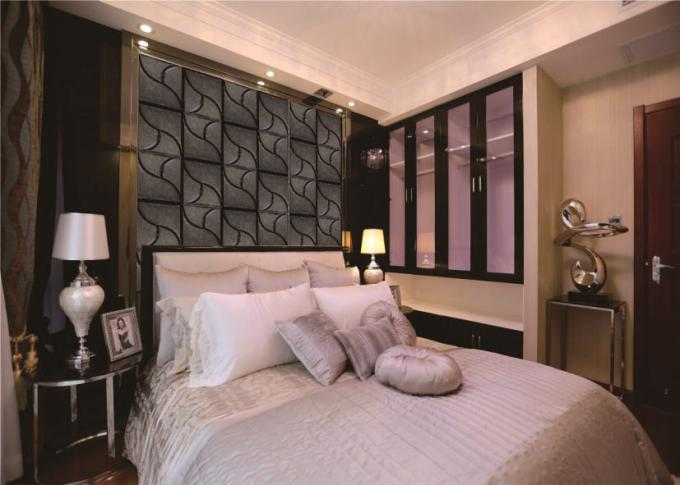 Different Color 3d Wall Texture Panels For Bedroom Decorative