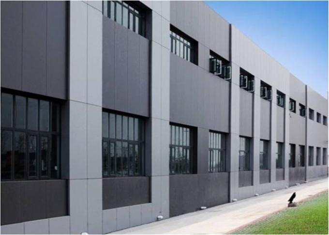 Na-View Exterior Composite Panels , Aluminium Panel Cladding With CE Certificate