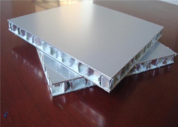 Insulated Honeycomb Aluminum Panels For Roof Ceiling Sheet AAMA Certification