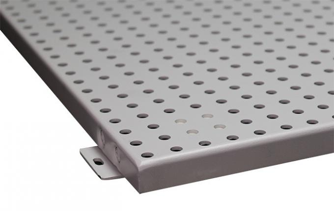 Water Proof Insulated Perforated Aluminum Panels OEM / ODM Available